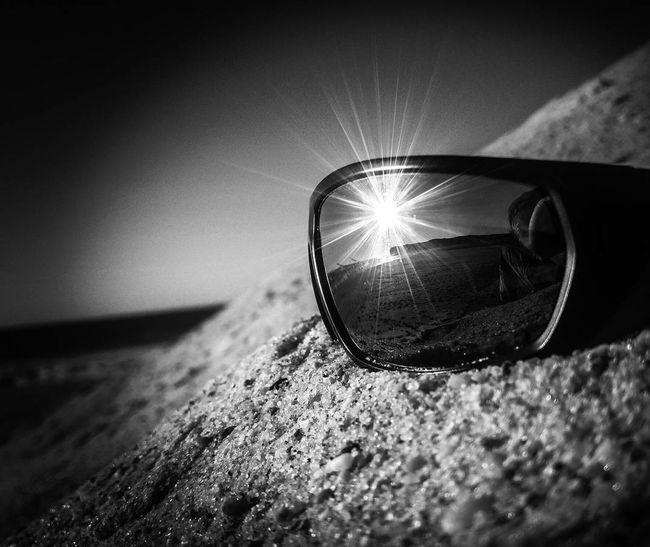 SunGalss Sunnysunday - Sun Beach Enjoyinglife  Reflection Sunlight Close-up No People Outdoors Sky Lieblingsteil Miles Away