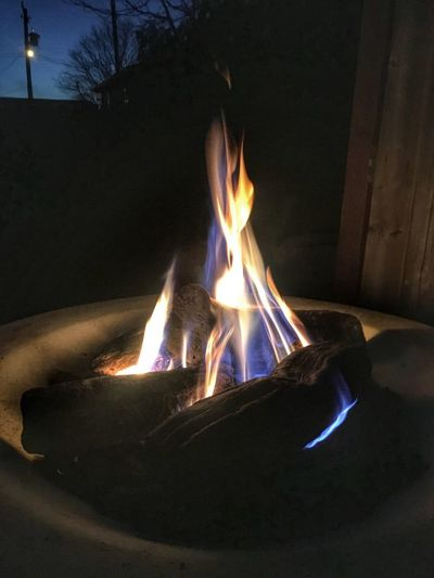 Warm nights 💕🍻💫 plus do you see the image of a mother holding the baby in the 🔥 ? Do You See What I See? Burning Fire Flame Fire - Natural Phenomenon Heat - Temperature Nature Glowing Night
