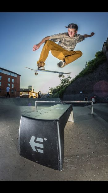 Sam Gosling with a Backside 180 at High Wycombe ... Taking Photos Light And Shadow Check This Out Eye4photography  EyeEm Best Shots Eye4photography  Vscocam VSCO Fashion
