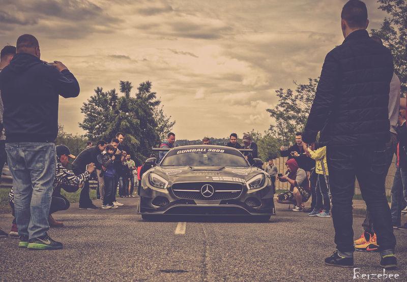 Cloud Gumball3000 Horsepower Lifestyles Mercedes People Predator Speed