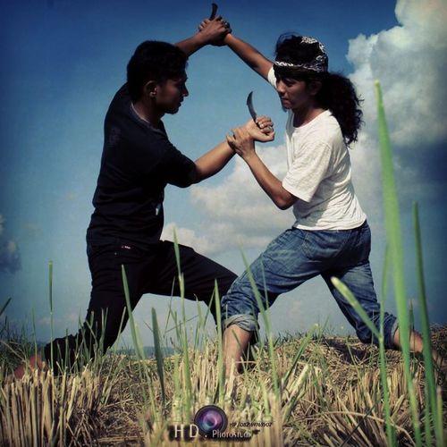 Kurambik Silek Minangkabau Permainananaknagariminangkabau Senjataasliminangkabau Tanahdatar Tanahdatarrancak Sawahmatan