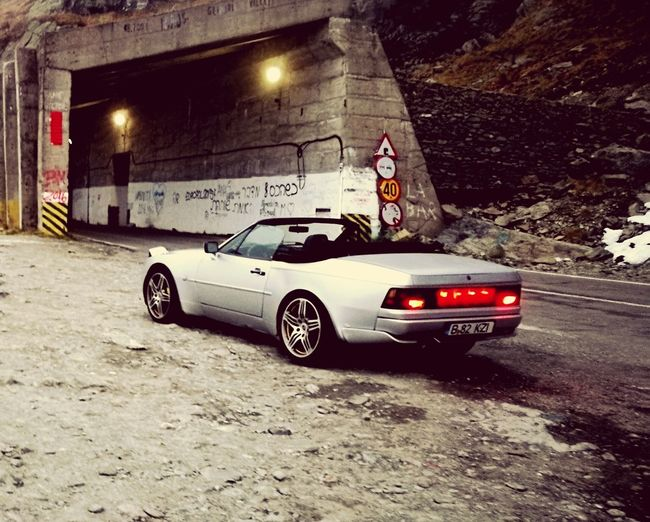 Classic cars Car No People Porsche944