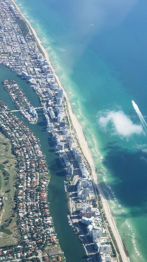 Miami Beach aerial Miami Beach Miami Beach Photography Aerial Photography Travel Destinations Aerial Shot Travel High Angle View Highaltitude Coastline Florida Water Sea Nautical Vessel UnderSea Backgrounds Aerial View Sailing Ship Sky Yachting Yacht Cruise Ship Cruise