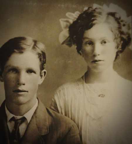 Young Adult Two People Old-fashioned Human Face Victorian Period Pre WW1 Family Photo Siblinglove Antique Photography Maternal Love The Portraitist - 2017 EyeEm Awards