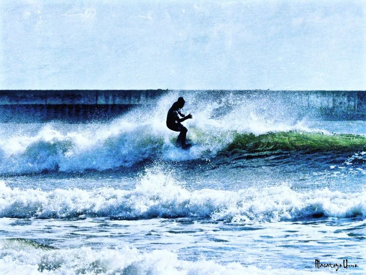 Surfing Surf Photography Japan Ocean Waves Sport Photo Water First Eyeem Photo KujukuriBeach Chiba Chiba,Japan