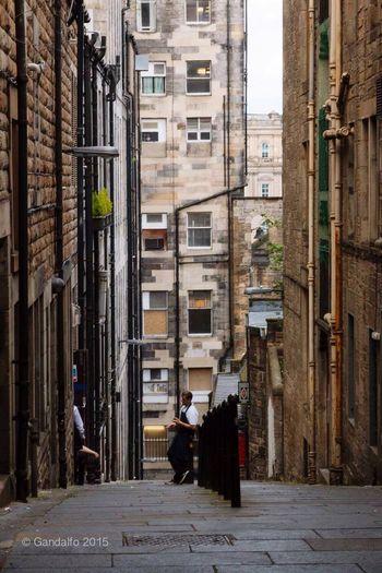 Scotland Edinburgh Pause