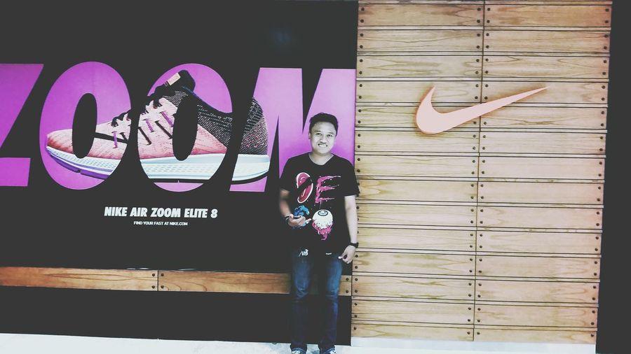Nikezoom Nike Ciputraworld Jakartacity  Ootdindo