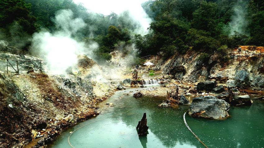 Water Vulcano Nature Outdoors Source Of Water Source