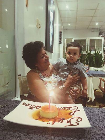 Feliz cumpleaños a la reina de la casa! Mom Birthday Baby Riviera Italian Food Ristorante Family Love Grandson