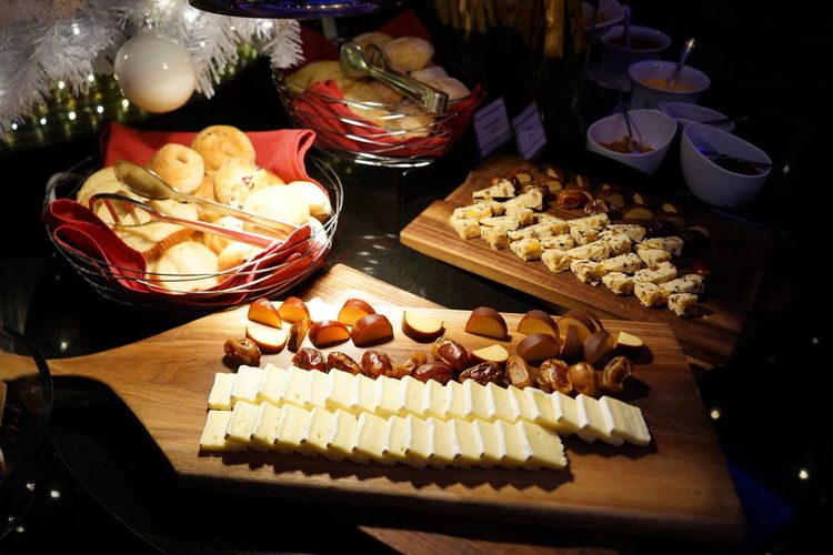 Cheese And Bread Cheese Cheese Plate Cheese Platter Close-up Day Food Food And Drink Freshness Healthy Eating Indoors  Indulgence No People Plate Ready-to-eat Sweet Food Table Food Stories