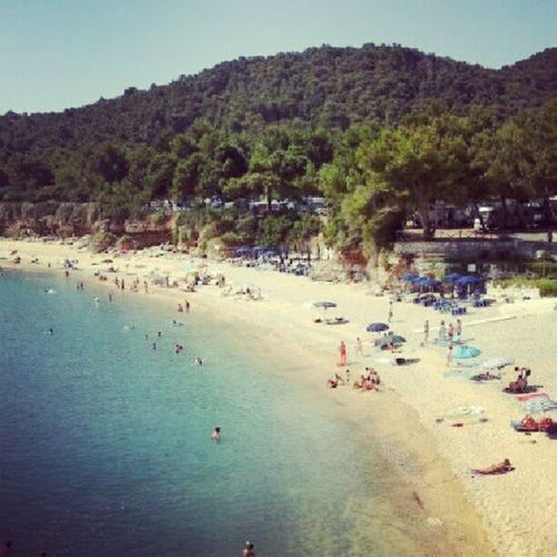 Puglia Gargano Baiadeicampi Summer