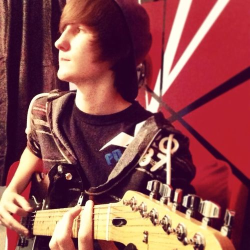 Love my fender<3