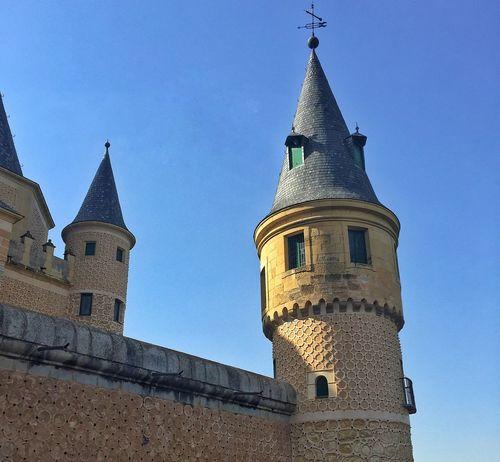 El Real Alcázar de Segovia Segovia Segovia,spain Segoviaview España SPAIN Espanha Medieval Tower Alcazar Alcázar Segovia Real Alcazar Castillayleon Castilla Y León