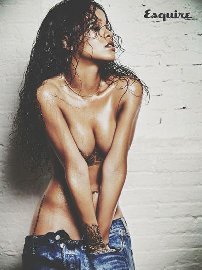 ESQUIREuk Rihannanavy