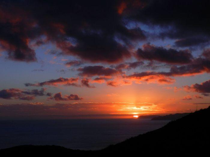 EyeEm Best Shots - Sunsets + Sunrise Sunrise Sunrise_sunsets_aroundworld New Zealand Cape Reinga EyeEm Best Shots Cellphone Photography