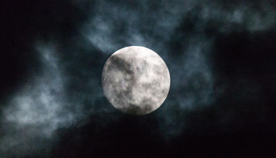 Full moon Full Moon Moon Full Moon Fullmoon Moon Moonlight Night Planetary Moon Sky