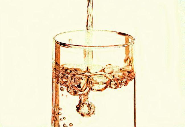 Details Style Detail Makro Wasser Wasserglas Effekt Objektfotografie Golden Light Sepiatone Sepia Photography Fotografie Foto Fotografia