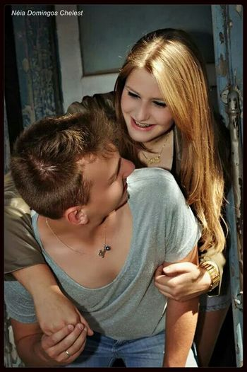 Amo você! ♥ First Eyeem Photo