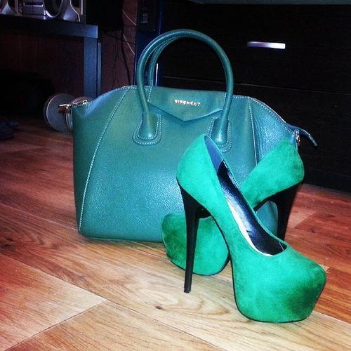 туфли обновочки