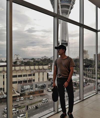 Aman Sentral Malaysia Kedah Snapseed Asuscamera Asuszenfone2laser Me Man RayBans® Eyeglasses  EyeEmNewHere