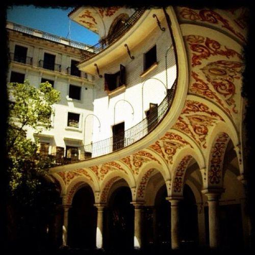 Paseando por Sevilla Asiesandalucia Igersevilla Igerandalucia Igerasiesandalucia Andalucía Sevilla Monuments Expodiagonal3 Seville Monumentos