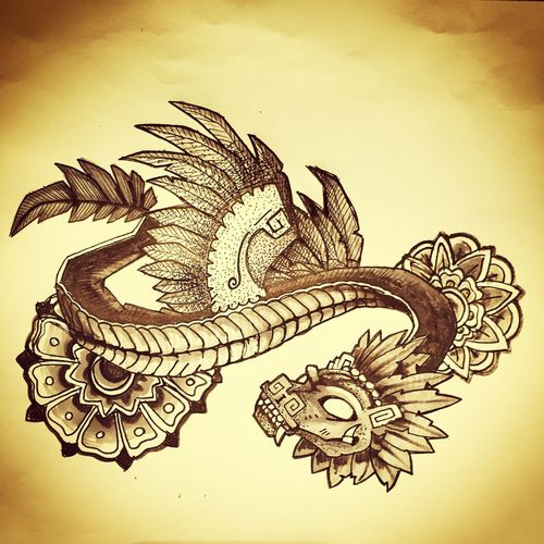 Tattoo ❤ Tattooed Lovetattoos Tieumdekotattoo Draw Sketch Dessin Drawing Tattooflash Flash