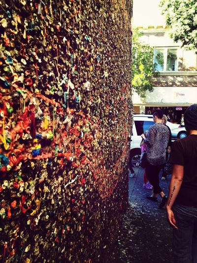 Bubble Gum Wall