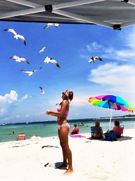 Sea Beach Flying Vacations Full Length People One Person Outdoors Adults Only Bird Seagulls Bird In City Wildlife In The City Animal Themes City Life Wildlife Citylife City Bird Bird Watching Adapted To The City Adult Sand Sky Water Day