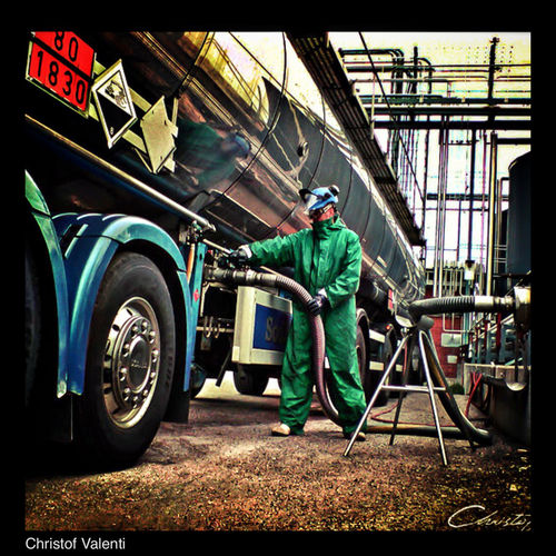 On The Road Sweden Pictureoftheday Work North Trucking Industrial Selfie Old Taking Photos