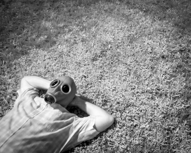 Vitamin D... Shootermag Infrared Portrait Blackandwhite