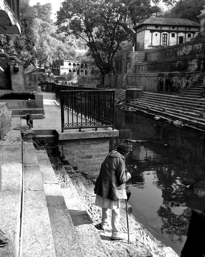 Hanging Out Light And Shadow Taking Photos Loneliness Riverside Nepal Check This Out Travel Photography Followforfollow Follow Me I'll Follow Back Natgeo Follow4follow Forbes Kathmandu, Nepal Travelingtheworld  OpenEdit Natgeotravel Oldperson RePicture Travel Deceptively Simple