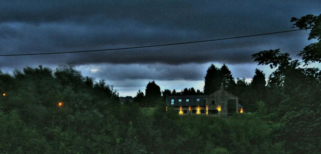 Stable, Shelter, Building, Home, Walls, Hanging Out Check This Out Enjoying Life Hi! Clouds Forest Enhanced 5am Sunrise