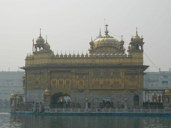 Amritsar Amritsar Punjab Golden Golden Temple India Punjab