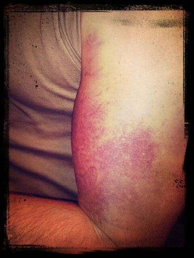 Biceps Lifting BloodLust