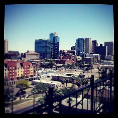 Downtown Phoenix. Phoenixaz Cityporn Arizona