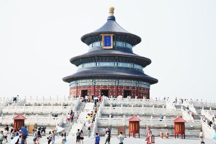 掰掰 北京 天壇 北京 DSLR