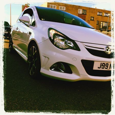 Vroom vroom.... Car Corsa VXR Corsa Vxr Check This Out Enjoying Life Aberdeen