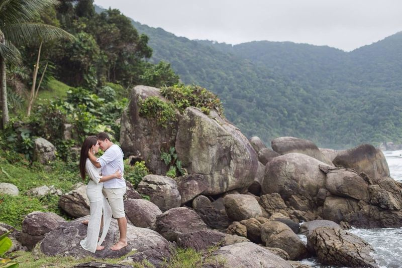 Couple Kiss Beach Guarujá Love People Photography Getting Inspired