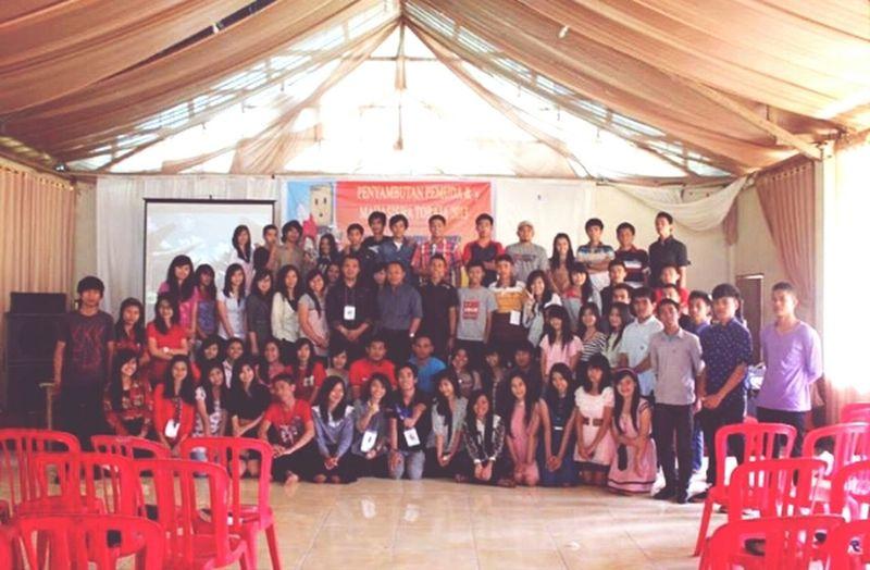 penyambutan pkkt bkm 2013