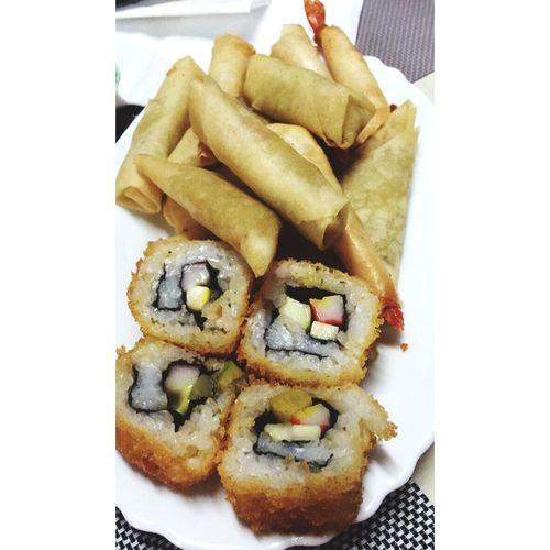 Sushi 🍣🍤🍱🍢
