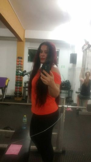 Treinohard Treinar👊👊💪💪👍 Goodday Feeling Good That's Me Good Morning✌♥ Nopainnogain Long Hair, Don't Care.