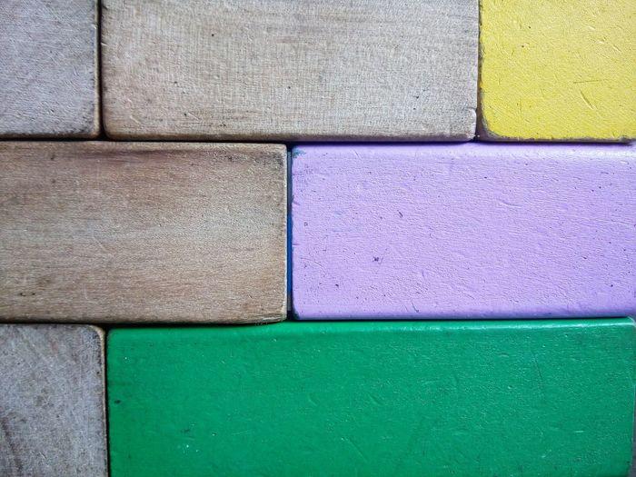 Blocks Wood -