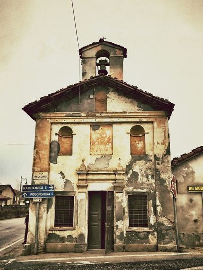 EyeEm Best Shots Taking Photos Eye4photography  On The Road Architecture Italia Panorama HDR Hanging Out Vintage