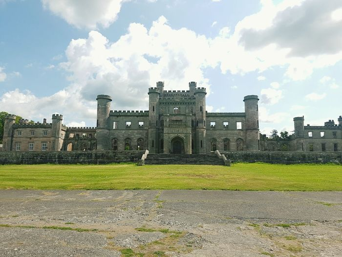 Louther Castle Castles Ruins England North West