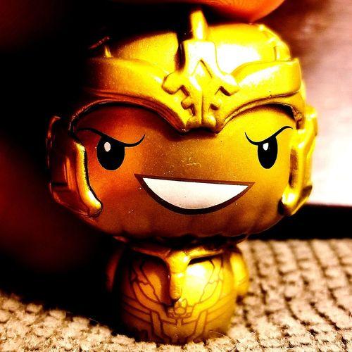 Figurine  Gold