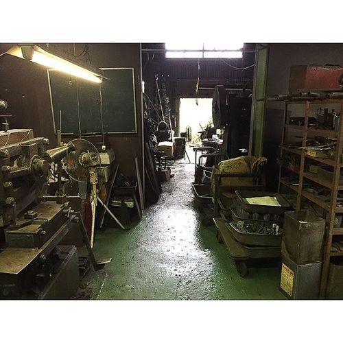 工場の祭典 水野製作所 新潟 燕三条 日本の職人 工業機械の機能美