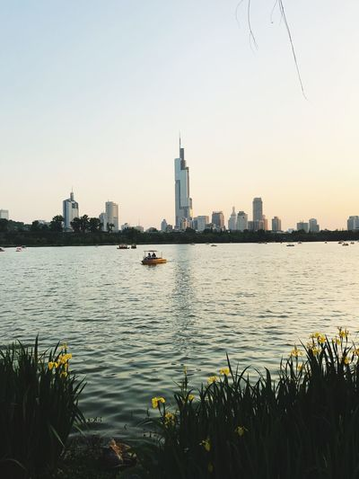 玄武湖 First Eyeem Photo