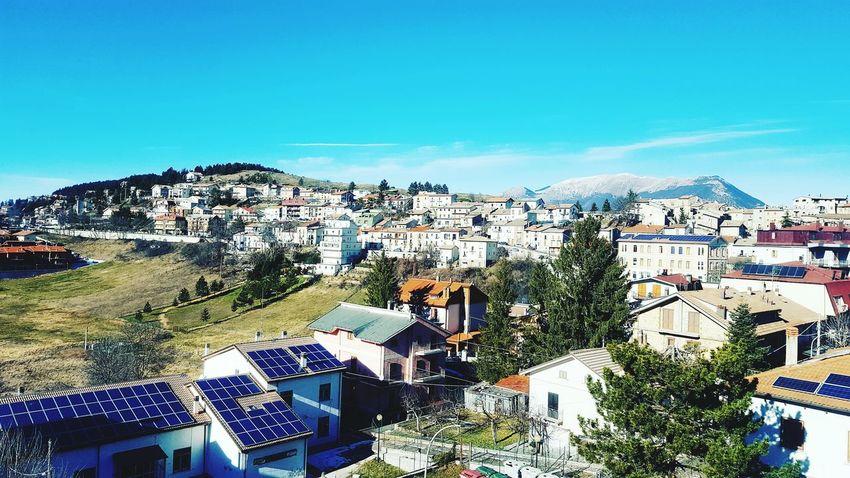 Clear Sky Sky Abruzzo - Italy First Eyeem Photo Eyeemphotography Good Morning World! Buongiorno Goodmorning EyeEm  Buonanno