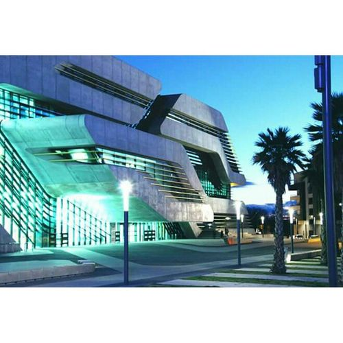 Pierrevives Paillade Montpellier Mtp Architecture Design ZahaHadid Southoffrance SudDeFrance Beautiful Art Pastel