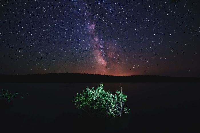 The milky way on Rosebary Lake in Algonquin Park. Star - Space Astronomy Space And Astronomy Sky Night Milky Way Space Nature Constellation Star Field Galaxy Beauty In Nature Lake Mountain Landscape Scenics Outdoors No People Algonquinpark Algonquin Park Algonquinprovincialpark Ontario, Canada Tranquility Canada Environment